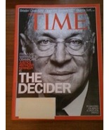 Time MagazineThe Decider Justice Anthony Kenned... - $5.00