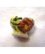 Miniature Mexican Porcelain Pot - $3.00