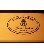 Laguiole Carving Set INOX NEW in BOX - $77.78