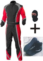 Latest Design Go Kart Race Suit Pack With Shoes (Free gifts included) - $110.99