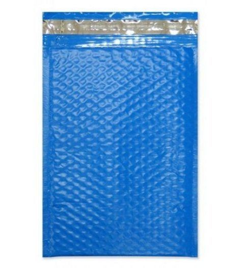 2-500 #000 4X8 Poly ( Purple & Blue ) Color Bubble Padded Mailers Fast Shipping