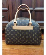 $1300 Louis Vuitton Monogram Canvas Nolita Bag ... - $961.55