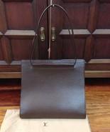 $1300 Louis Vuitton Epi Saint Tropez Shoulder Bag M5246C in Poivre (Pepper) - $818.88
