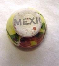 Miniature Mexican Porcelain Pot image 3