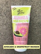 QUEEN HELENE AVOCADO & GRAPEFRUIT MASQUE NORMAL TO DRY SKIN 6 OZ ENERGY ... - $3.95