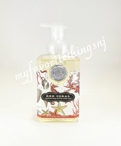 Michel Design Works Red Coral Foaming Shea Butter Hand Soap - $18.00