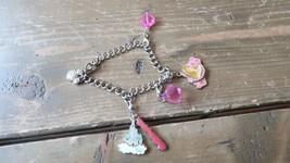 Enamel DISNEY Charm Cinderella Bracelet - $15.83