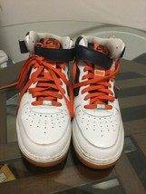 Men's Nike Air Force 1 XXV Chicago Bears Colors Shoes Size 11 315123-411 - $84.14