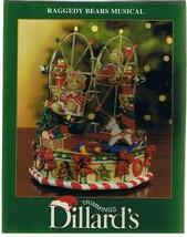 NEW Christmas Raggedy Bears Musical - $34.65