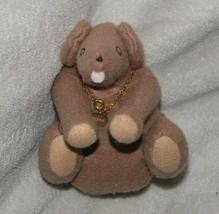 "Madame Alexander Dog Pig ""Nana"" Storyland Peter Pan #441 Missing Bonnet 20E - $13.85"