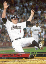 2008 Stadium Club #38 Hunter Pence - Baseball Card - $1.80