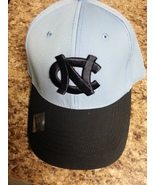 NCAA UNC Tarheels Top of the World Stretch Fitted Hat NEW SZ L/XL - $10.99