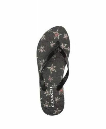 f35299c1378 NEW Size 5 Coach Abbigail Flip Flops Stars and 18 similar items