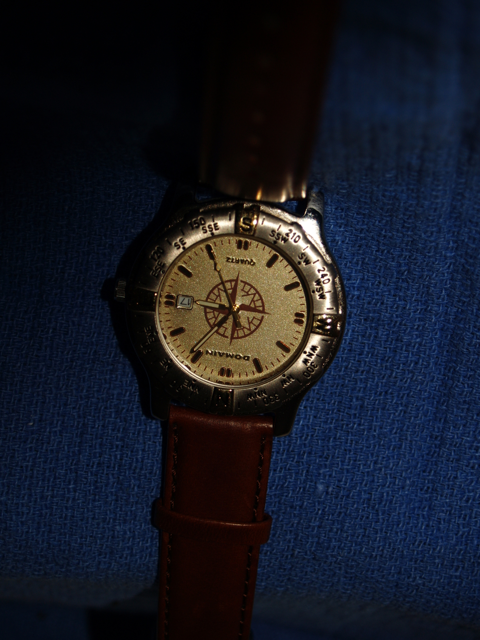Domain Quartz Watch By Mary Kay