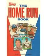 topps home run book mickey mantle willie mays hank aaron 1981 - $3.99
