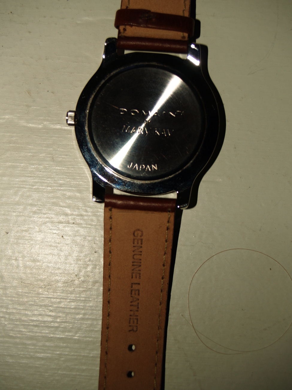 Domain Quartz Watch By Mary Kay image 3