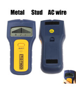 3in1 Intelligent Stud Scanner AC Live Wire Pipe Finder Wood Metal Detect... - $13.71