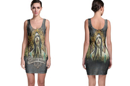 Rare new marilyn manson the last song bodycon dress thumb200