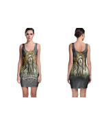 Rare new marilyn manson the last song bodycon dress thumbtall