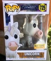 Funko Pop! Disney Onward UNICORN Hot Topic Exclusive #725 - $15.83