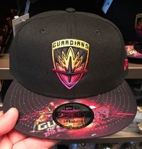 Disney Parks Guardians Of The Galaxy New Era Snapback New With Tag - $38.78