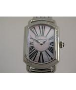 Aerowatch women watch quartz toneau case shape stainless steel 22918AA02... - $557.37