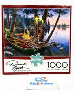 Buffalo Games - Darrell Bush - Summer Tranquility - 1000 Piece Jigsaw Pu... - $19.75