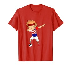 Sport Shirts - Dabbing Soccer Men Croatia Jersey Shirt-Croatian Football... - $19.95+