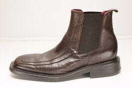 Kenneth Cole 8 Brown Ankle Dress Boots Men's - $58.00