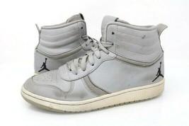 Nike Air Jordan Kids Sz 4.5Y Heritage Basketball Shoes Wolf Gray 886310-003 2016 - $24.99