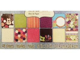 Recollections Dixie Diva Cardstock Paper Pad 48 Sheets image 2