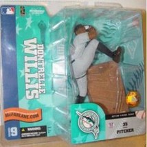Dontrelle Willis Florida Marlins MLB Action Figure Debut Variant NIP NIB - $22.27