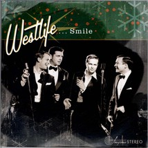 WESTLIFE - SMILE / WHEN I FALL IN LOVE 2004 EU CARD SLEEVE SLIP-CASE PART 2 - $100.40