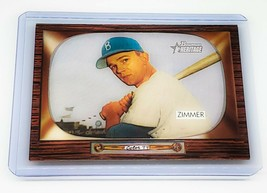 MLB DON ZIMMER BROOKLYN DODGERS 2004 BOWMAN HERITAGE BASEBALL #65 MNT - $1.79