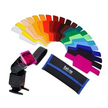 Selens Universal Flash Gels Lighting Filter SE-CG20 - Combination Kits f... - $19.29