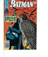 Vintage Comic Book -- BATMAN: THE PENGUIN AFFAIR: 3  (No. 449, June 1990) - $4.50