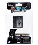 World's Smallest Mighty Morphin Power Rangers Micro Action Figures: Blac... - $11.88