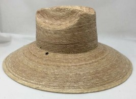 DORFMAN Pacific DPC Straw Hat band and sunshade Natural fiber One Size W... - $10.00