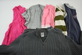 Old Navy & GAP Women's X-Large Athletic Tops Long & Short Sleeve Lot of 6 - $23.99