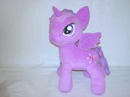 "2013 My Little Pony Hasbro Twilight Sparkle Purple Plush Toy 13"" - $11.88"