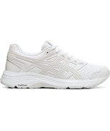 Asics Women's Gel-Contend 5 Walker NEW AUTHENTIC White/Grey 1132A042 100 - $64.99