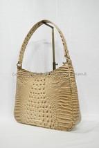 NWT Brahmin Noelle Leather Tote / Shoulder Bag in Travertine Melbourne - $229.00