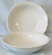 Hutschenreuther Form Dresden White Fruit Bowl, pair - $48.40
