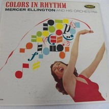 "Mercer Ellington Colors in Rhythm LP 12"" Record 1959 Coral CRL-57293 - £25.85 GBP"