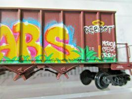 Micro-Trains # 12544140 Florida East Coast Weathered 43' Rapid Discharge N-Scale image 6