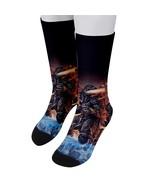 Godzilla Men`s socks kaiju giant monsters mutant cosplay - $30.00