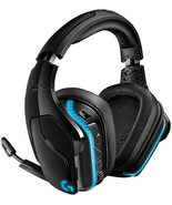 Logitech G935 Wireless 7.1 Surround Sound Gaming Headset LIGHTSYNC RGB NEW! - $109.98