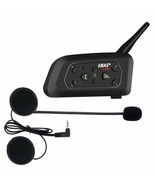 Ejeas V6 Pro Headset Intercom Motorcycle Bluetooth for Motorcycles - $276.55