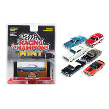Mint Release 2 Set C Set of 6 cars Limited Edition  1/64 Diecast Model Cars b... - $65.25