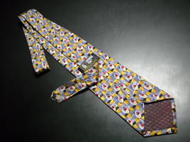 London Fog Neck Tie Italian Silk Water Repellent image 5